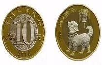 2018戊戌狗年纪念币值得收藏吗