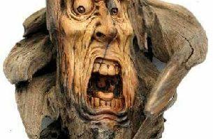 不一样的木雕也很美