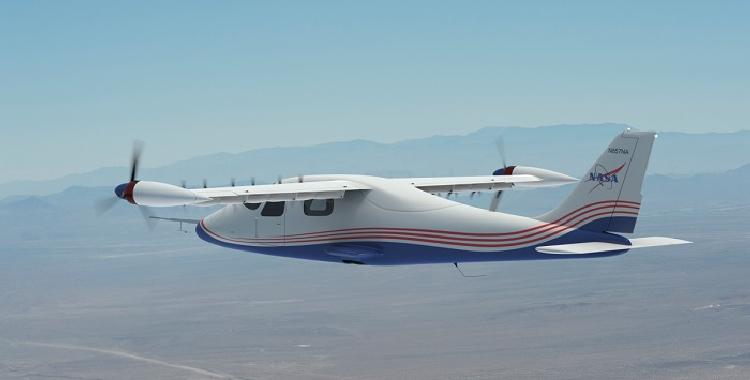 美国宇航局发布X-57 Maxwell 纯电动飞机的最终配置和外形设计