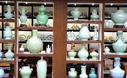 铜川市发掘出土的几件明代青花瓷器