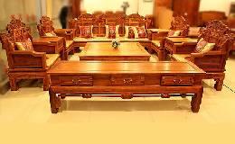 """""""卓匠红木沙发""""红木家具多少钱一套"""