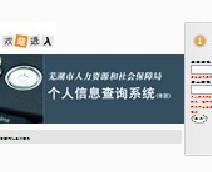 芜湖医疗保险查询