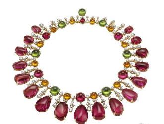 碧玺带给珠宝设计师无限创作灵感