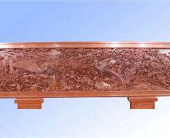 大型木雕作品欣赏