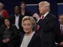 """美国大选最新消息:希拉里""""胜"""" 特朗普""""输"""""""
