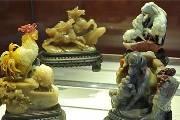 """福州寿山石雕吸人眼球 """"十二生肖""""作品备受关注"""