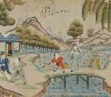 中国美术馆藏杨柳青古版年画精品展