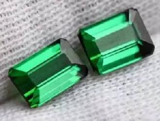 铬绿碧玺:碧玺家族中最具有收藏价值