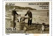 22日新邮:圣皮埃尔和密克隆群岛商业渔业邮票