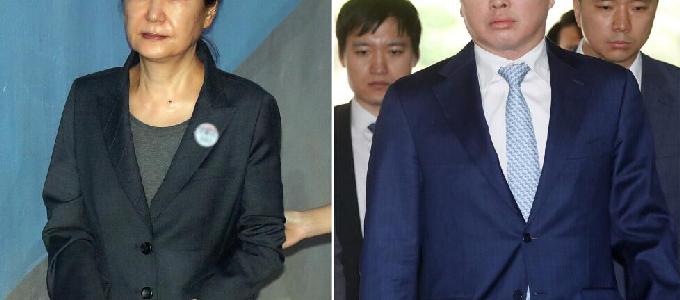 朴槿惠闺蜜门:SK集团会长与朴槿惠对质 指认其向企业索贿