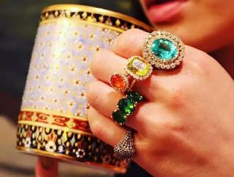 碧玺成为珠宝界投资收藏新宠 需求旺盛晋升投资黑马