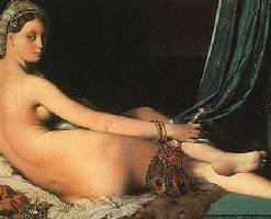 西方十大经典人体油画欣赏
