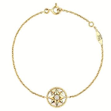 迪奥推出全新Rose des Vents高级珠宝系列