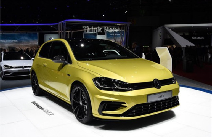 大众名车品牌全新高尔夫R车型将于成都车展上市