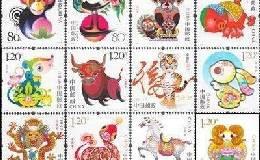 邮票价格及图片大全_第三轮生肖大版邮票价格多少(2019年7月12日)