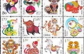 邮票价格及图片大全_第三轮生肖大版邮票价格多少(2018年1月19日)