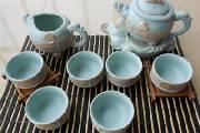 汝窑茶具适合泡什么茶?