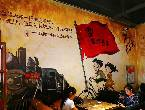 郑州一高校食堂