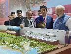 日本出资110亿帮印度建高铁