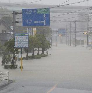 臺風泰利登陸日本 1死35傷3人失蹤保險公司火速出動