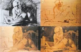 油画人物怎么画?
