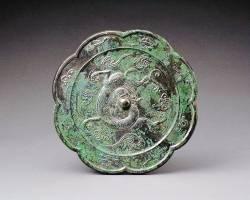 唐代云龙纹铜镜收藏鉴赏