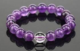 怎么区分天然紫水晶和人工紫水晶?