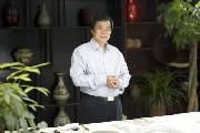 邓维东的山水画艺术:澄怀观道
