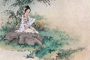 著名女画家王叔晖终身未嫁 却画出世间最美的爱情