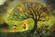 爱尔兰动画片《海洋之歌》再现二维手绘油画的美