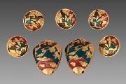 铜鎏金纽扣收藏鉴赏