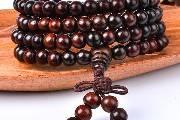 小叶紫檀原木到货量增加 仙游紫檀金星佛珠料价格上涨10-15%