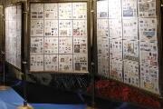 """""""一带一路""""国家矿物·宝石与邮票专题展29日开幕"""