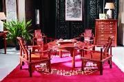 """""""一带一路""""战略带来机遇 中国红木家具市场日趋规范"""
