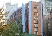 重庆巨型书架建筑走红