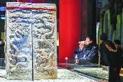 北海举办石刻文物展