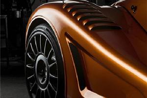 老爷车与超跑的完美结合 摩根发布Aero GT官方预告图