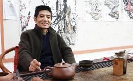 梅南频讲述他的书画情结
