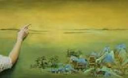 《千里江山图》和《江山秋色图》史上极为少见 堪为绝品