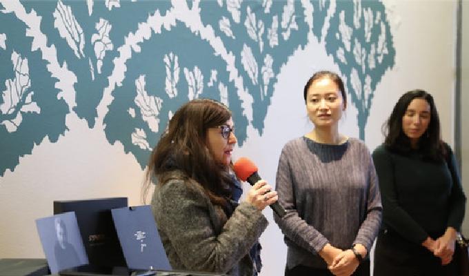 中国消费电子产品首次被世界级艺术博物馆收藏