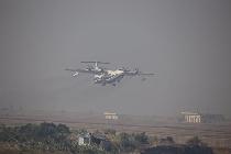 全球最大水陆两栖国产飞机AG600于广东珠海首飞成功