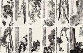 2017年书画市场近现代书画独占鳌头 当代绘画强势崛起