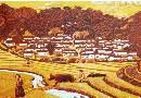 马关壮族农民版画久负盛名 收藏价值不断提高