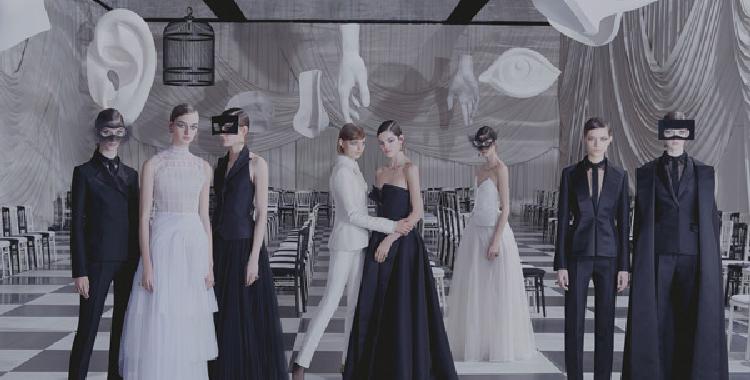 Christian Dior(迪奥)女装发布2018春夏季高级订制系列