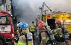 韩国医院发生火灾 已造成33人死亡