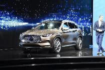 英菲尼迪2018在华推6款新车 从2021年开始推出搭载电力驱动系统的新车型