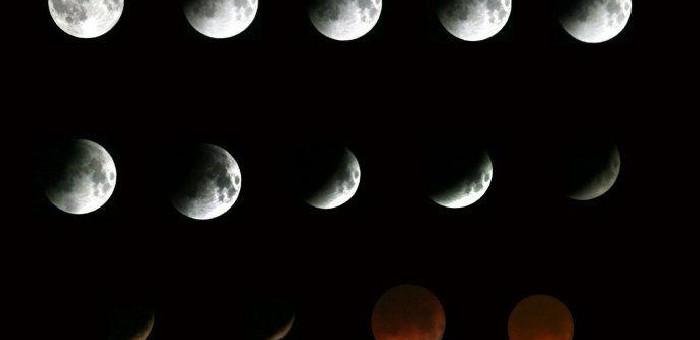 月全食将现身天宇 于1月31日震撼登场