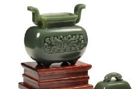 和田玉价格_青玉兽面纹饰香炉价格是多少?