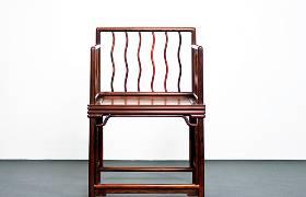 红木家具价格_交趾黄檀水波纹围子玫瑰椅价格多少?