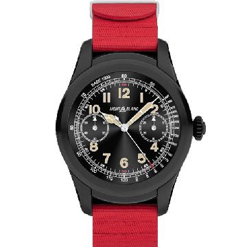 万宝龙推出首款智能腕表-万宝龙Summit智能腕表